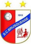 Brasão do Sport-Club Brusquense.